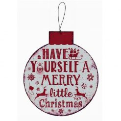 25373-christmas-bauble-hanging-sign-21cm