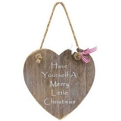 25403-merry-little-christmas-wooden-heart