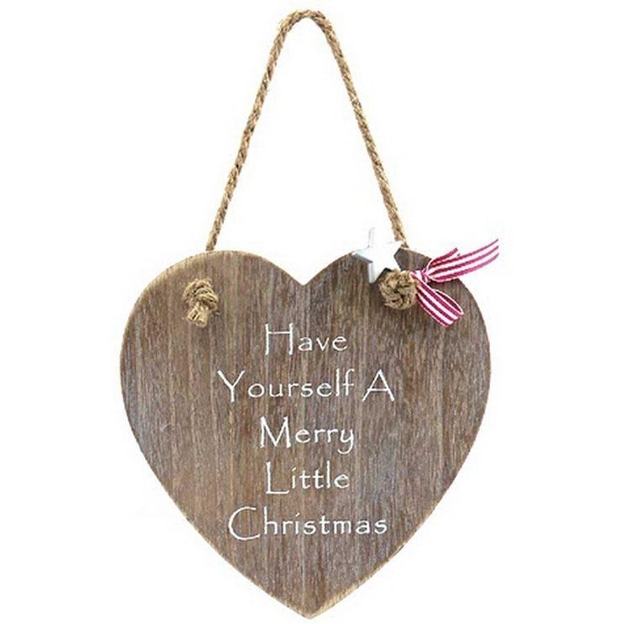 25403-merry-little-christmas-wooden-heart
