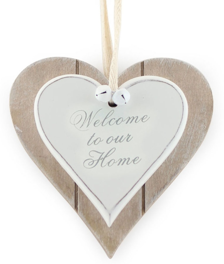 26703-double-heart-plaque-welcome-to-home