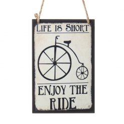 27591-life-is-short-plaque