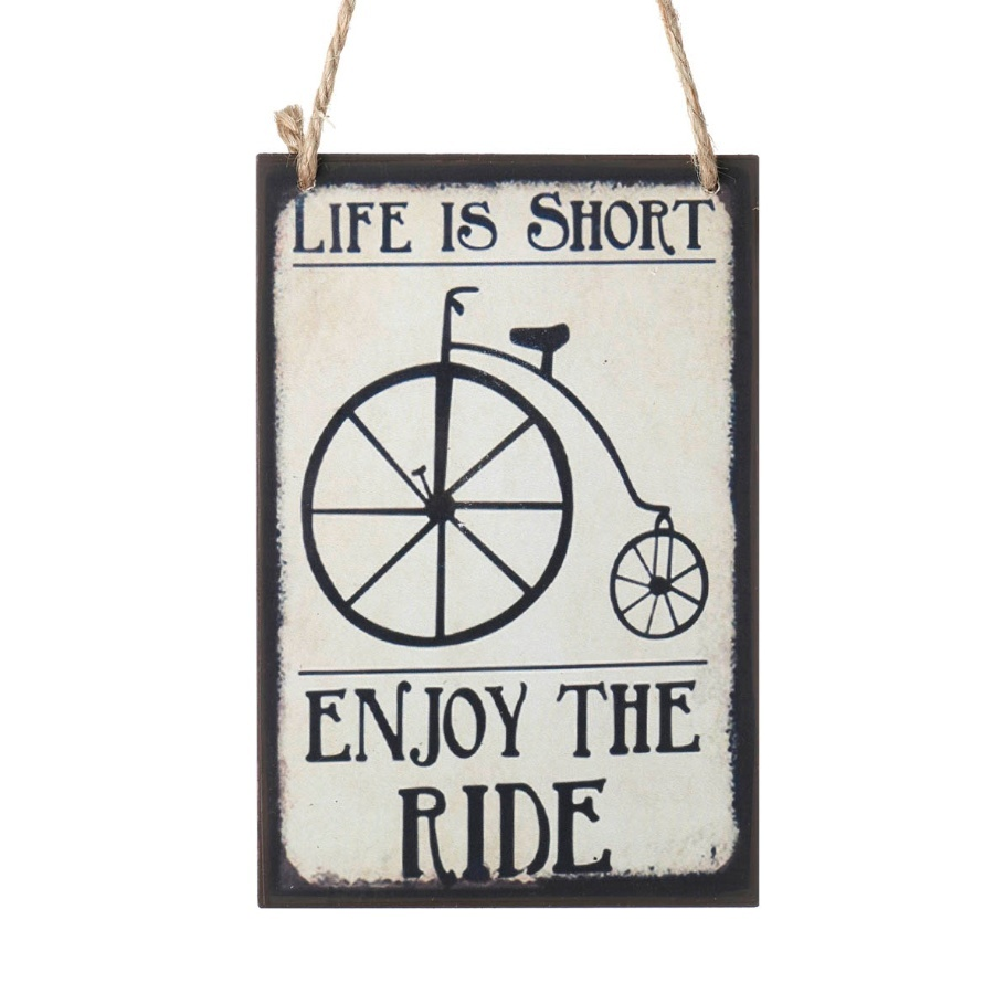 27591-life-is-short-plaque